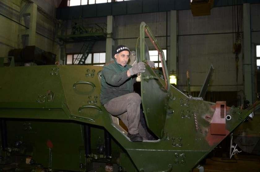 Разработчики бронетранспортера БТР-4 судятся с министерством обороны Украины