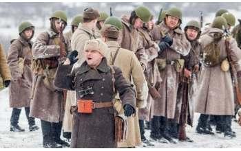 Реконструкция битвы при Соколово.Часть 2