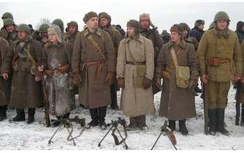 Реконструкция битвы при Соколово.Часть 1