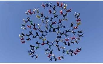 Как харьковчане парашютный рекорд устанавливали