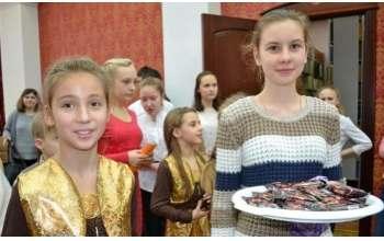 Новая музыкально-театральная гостиная в Харькове