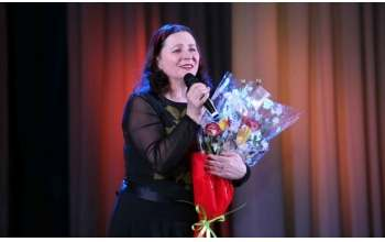 «Пісня славить Кобзаря»: Нина Матвиенко выступила на молодежном фестивале бандурного искусства