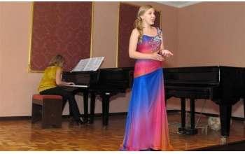 Фестиваль юных вокалистов