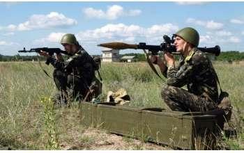 Как проходят военные сборы харьковские курсанты