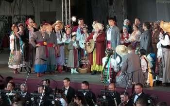 «Тарас Бульба» под открытым небом: опера в Харькове
