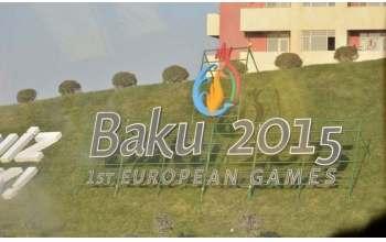 Баку зимой 2015