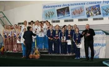 Чемпионат Украины по синхронному плаванию