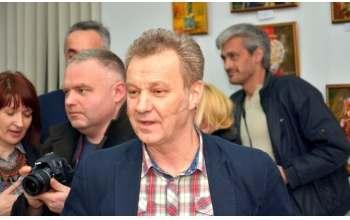 Георгий Делиев привез в Харьков свои картины