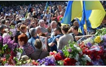 Как в Харькове отметили День примирения и День Победы