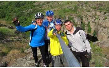 Спортивно-познавательный велопоход по пересеченной местности