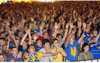 Евро-2016: что творится на фан-зоне Харькова