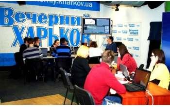 Чему учат в Универсальной школе журналистики «Вечернего Харькова» и ТК Р1