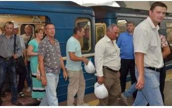 Станция метро «Победа» протестирована