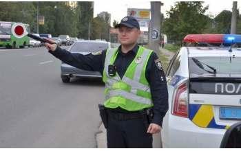 Харьковчане и красный свет: полицейский рейд