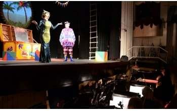 Новогодняя премьера в харьковской оперетте