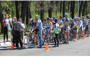 Велогонка на призы газеты «Вечерний Харьков»: 2017