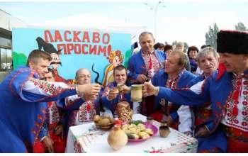 Большая Слобожанская ярмарка в Харькове