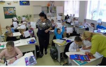 «Мобиль»: Школа в Песочине два месяца спустя
